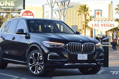 BMW X5 xDrive45e, a prueba: Nos lo llevamos de roadtrip desde CDMX hasta Las Vegas... y de vuelta