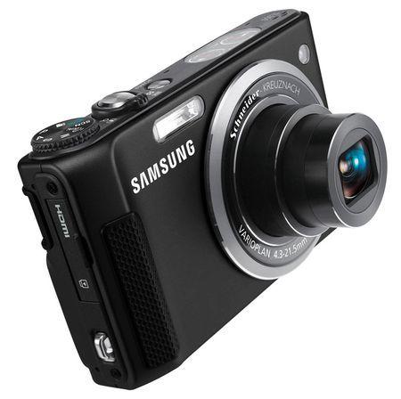 La Samsung WB2000 graba vídeo a 1080p y viene con controles manuales