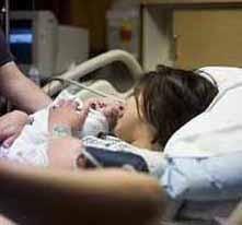 Más hospitales a favor del parto humanizado