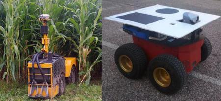 Un vigilante que toma decisiones y un aplicado agricultor: así avanza la robótica en campos laborales