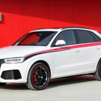 Coges un Audi RS Q3, se lo mandas a ABT y te lo convierte en esto