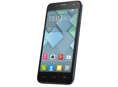 584af4d6e76 Alcatel OneTouch Idol Mini, llega a México el nuevo Android de Alcatel