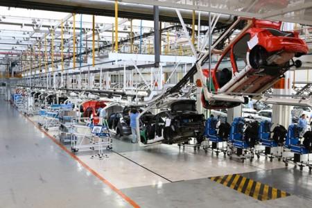 Industria Volkswagen
