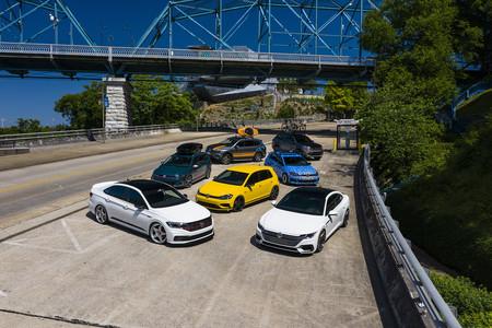Estas son las creaciones de Volkswagen para su festival Southern Wörthersee de tuning