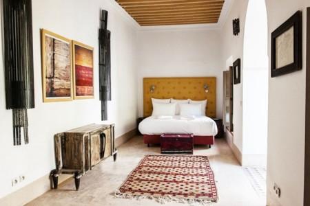 Riad Dormitorio