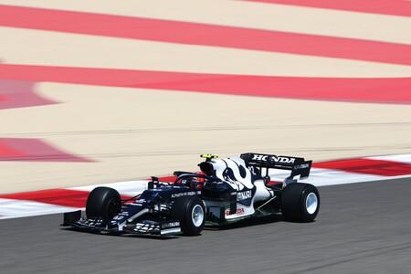 Gasly Sakhir F1 2021