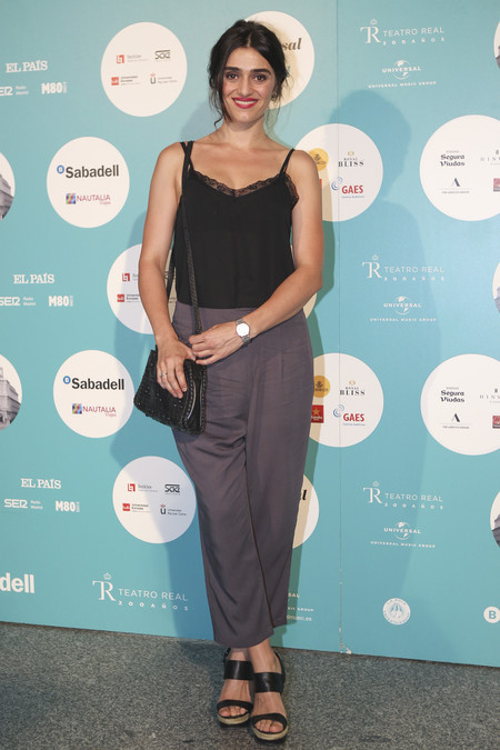 concierto james rhodes madrid celebrities estilismo look outfit españolas olivia molina