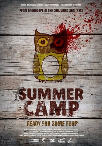 'Summer Camp', la próxima gran apuesta del terror español