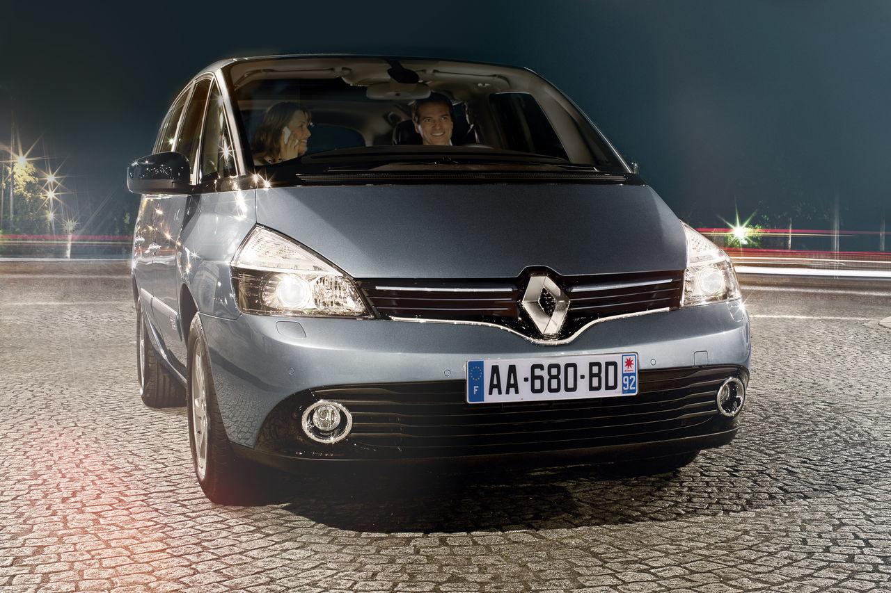 Foto de Renault Espace 2012 (9/13)