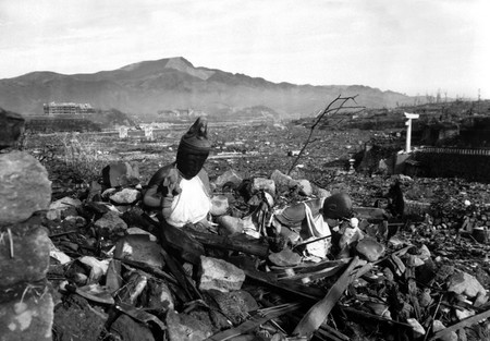 Destruccion Nagasaki