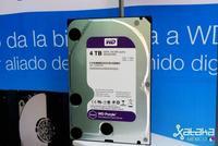 WD Purple en México, discos duros especializados para videovigilancia