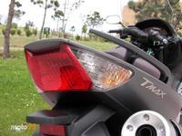 Prueba de la Yamaha TMAX 500 (2/4)