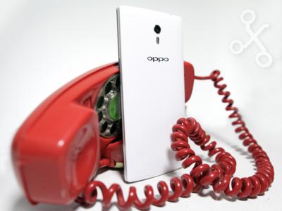 Oppo quiere vender 50 millones de teléfonos en 2015, doblando resultados