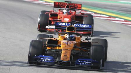¡Inaudito! Para los jefes de equipo de la Fórmula 1 Sebastian Vettel ha sido mejor que Carlos Sainz en 2019