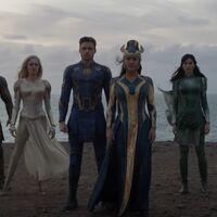 Primer trailer de 'Eternals': Marvel por fin muestra a los nuevos superhéroes mitológicos que defenderán la tierra