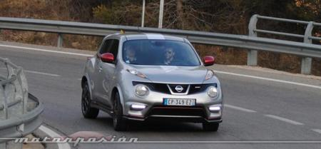 Nissan Juke Nismo, presentación y prueba en Barcelona (parte 2)