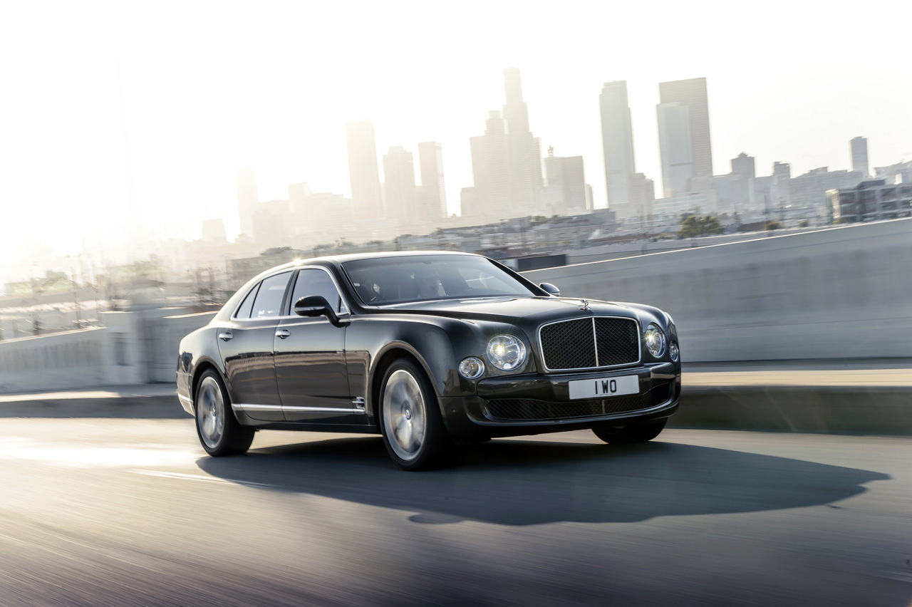 Foto de Bentley Mulsanne Speed (1/12)