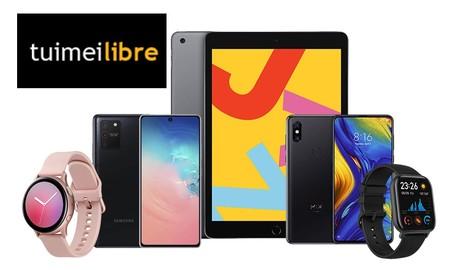 Ofertas de la semana en tuimeilibre: smartphones Galaxy y Xiaomi, iPad o relojes Amazfit y Samsung a precios de chollo