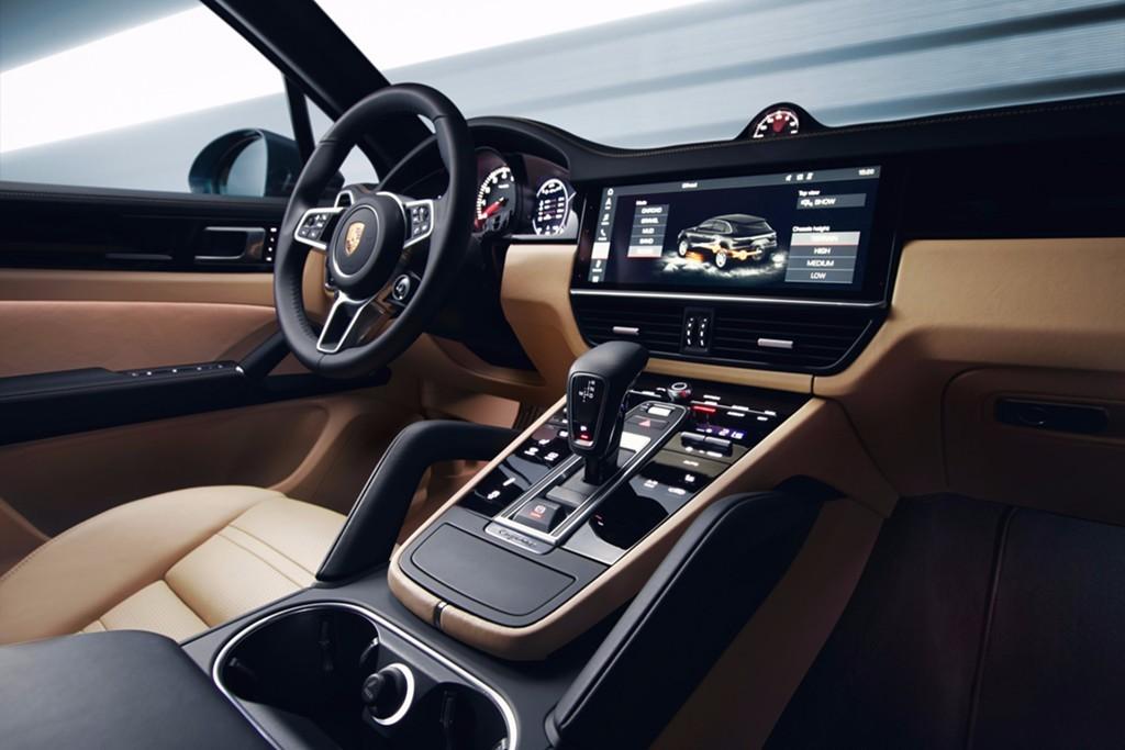 Foto de Porsche Cayenne 2018 filtrado (17/27)