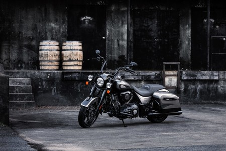 Indian Motocicleta 3