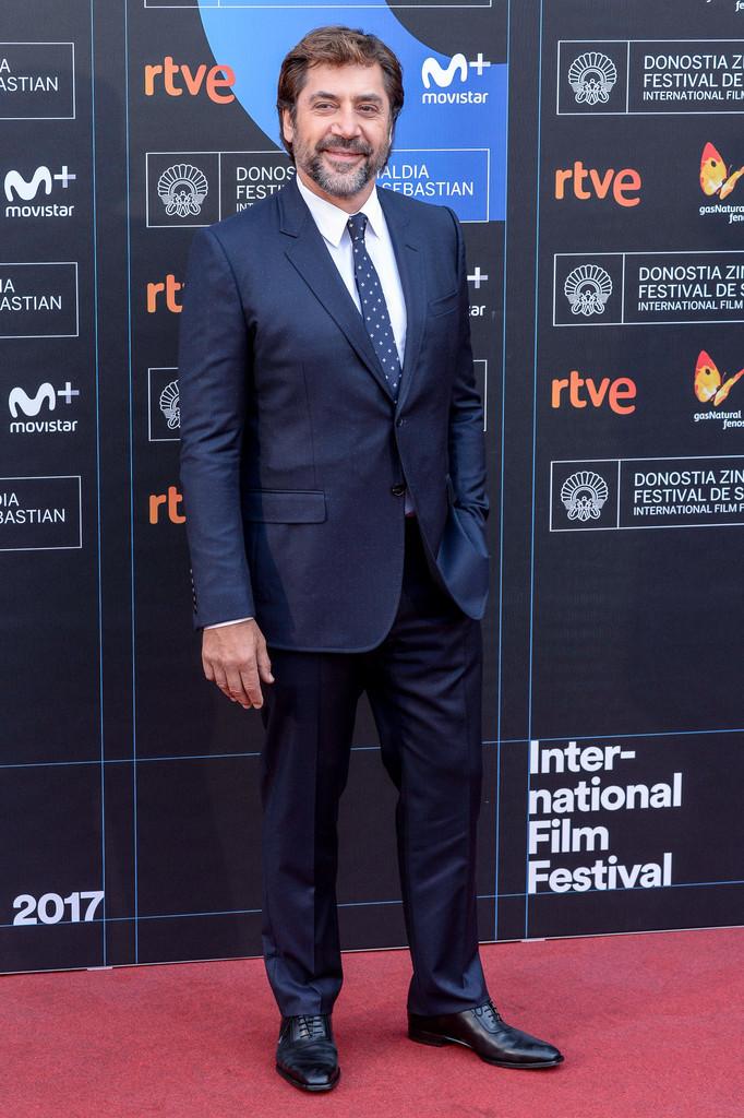 Javier Bardem Loving Pablo San Sebastian Red Carpet Premiere 3