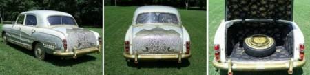 1959 Mercedes Benz Golden Angel Wing 4