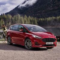 Ford S-MAX Hybrid: el monovolumen de hasta 7 plazas estrena versión híbrida en España, desde 40.838 euros