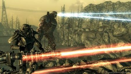 'Fallout 3': imágenes de Broken Steel, su tercer DLC