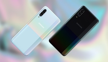 Samsung Galaxy A90 5g Diseno
