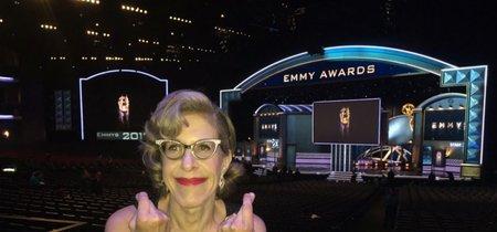 """""""¡Maldita sea!"""" - Jackie Hoffman nos dejó la mejor reacción de los Premios Emmy (aunque fuese una broma)"""