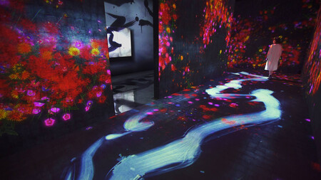 Museo De Arte Digital Mori En Tokio