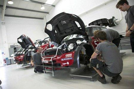 El Mini John Cooper Works WRC recibirá su primera evolución