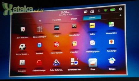 La Blackberry Playbook se refuerza en Orlando
