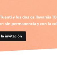 .Tuenti mejora su sistema de invitaciones, ahora 10 euros al captar y descuentos todos los meses
