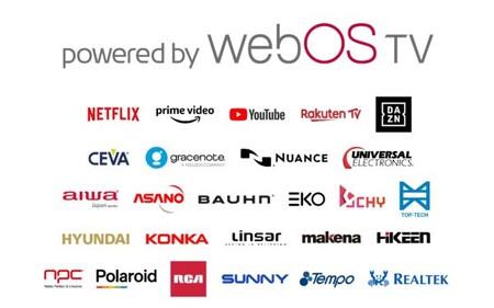 Lg Permite Uso Webos Otras Marcas Tv Television Smart Tv