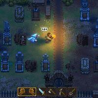 Graveyard Keeper pretende ser el mejor simulador de cementerios y nos invita a ver su primer gameplay de cinco minutos
