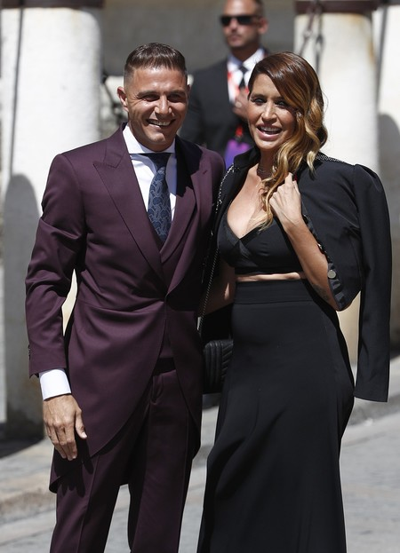 Boda Sergio Ramos Y Pilar Rubio 13