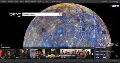 Cómo activar la versión estadounidense de Bing con tres clics