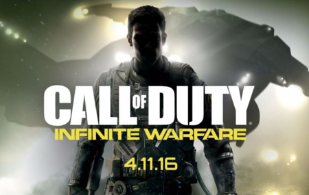 Aquí está el primer adelanto en vídeo de Call of Duty: Infinite Warfare, hasta en Black Ops 3 aparece