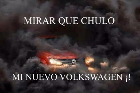 Volkswagen Emisiones Memes 55