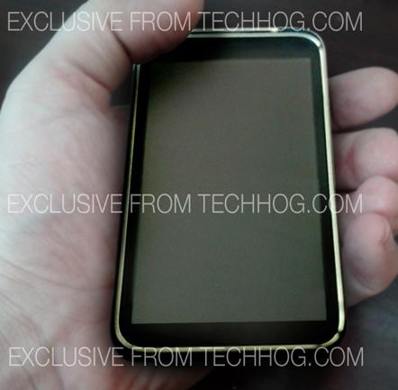 ¿Es éste un prototipo del nuevo Nexus?