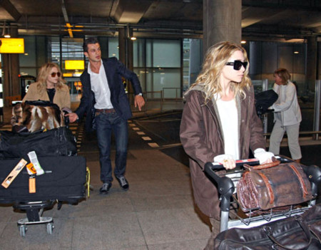 El estilo de Mary-Kate y Ashley Olsen en Londres