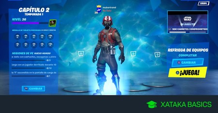 Cómo jugar con el nuevo modo de pantalla partida en Fortnite