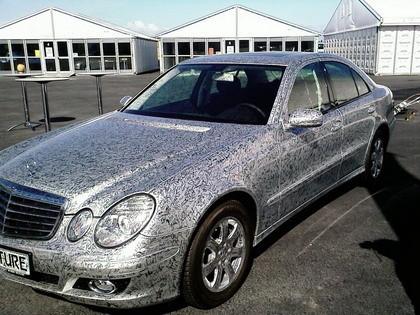 Mercedes Firmas