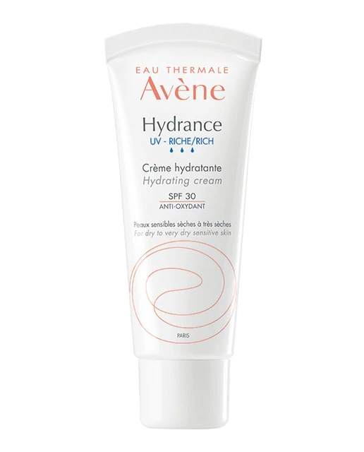 Hydrance Uv Rica Crema Hidratante Spf 30, 40 ml Avène