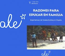 Educar en casa, una opción que nos propone la Asociación para la Libre Educación