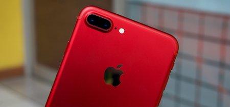 iPhone 7 Plus Product RED, una mirada a detalle al primer iPhone de color rojo