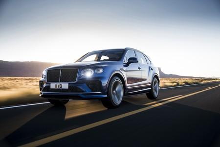 Bentley Bentayga Speed 2021, la versión deportiva del SUV británico es una bestia con corazón W12 de 626 hp