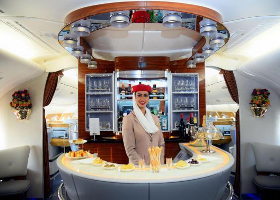 Foto de Emirates Airbus (5/7)