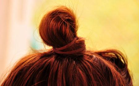 Cómo llevar el cabello al correr